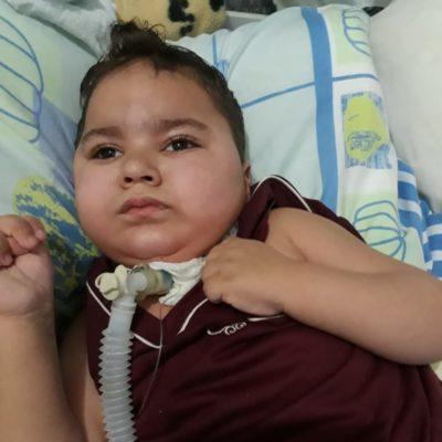 Assistido: José Antônio - Diagnóstico: Doença Mitocondrial