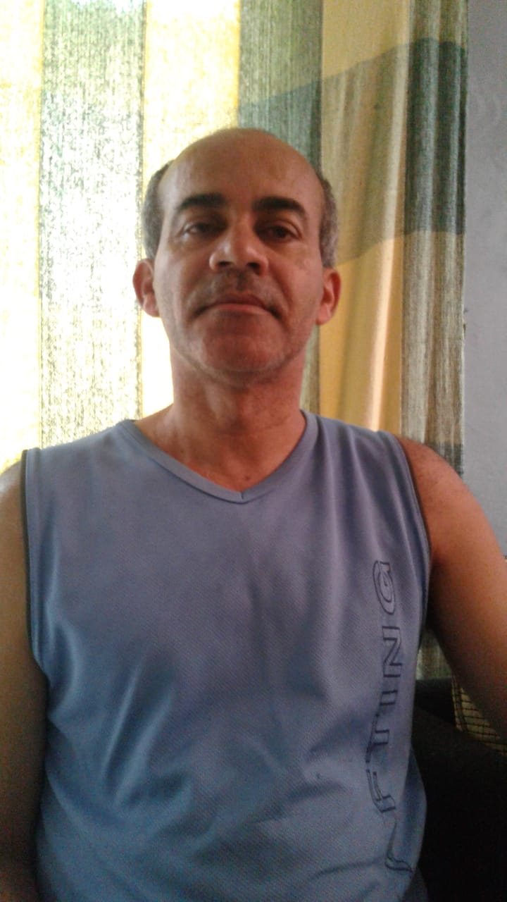 Assistido: Welson da Costa Batista - Diagnóstico: AVC